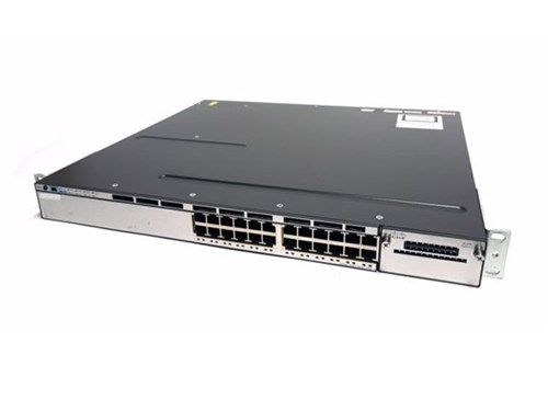 Cisco Catalyst WS-C3750X-24P-S Networking Switch