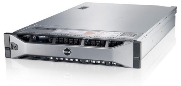 Dell PowerEdge R730xd_front angle view
